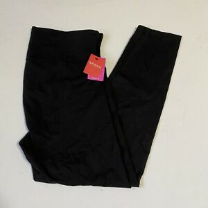 Spanx Leggings Active Compression Pants Booty Boost Slimming Black Size 3x NWT