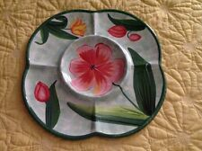 Beautiful Heartfelt Kitchen Creations separated serving dish