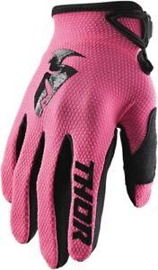 Thor Sector Women's Gloves Motorcycle ATV/UTV Dirt Bike