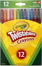 Crayola 12 pack Twistables Crayons 52-7412