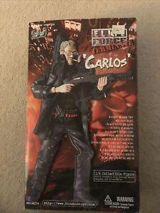 Dragon Action Man BBI Elite force terminate Carlos 1/6