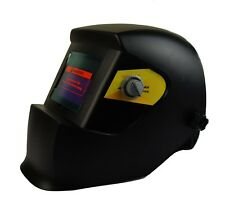Auto Darkening Welding Helmet Welders Mode Solar Powered Grinding Face Mask Arc