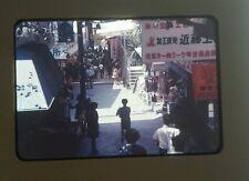 1971 Asian Original 35mm Color 100+ Photo Slides Nagoya Japan 3 Airequipt