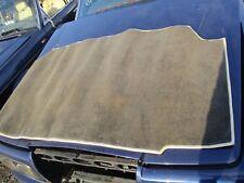 Rolls Royce Silver Spirit/Bentley Turbo R Tapis de coffre en gris