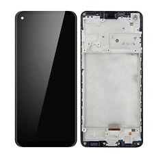 For Samsung Galaxy A21S SM-A217M A217M/DS LCD Touch Screen Assembly+Frame