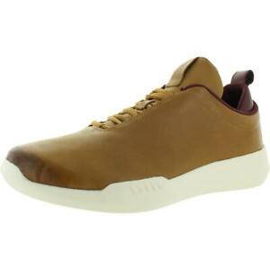 K-Swiss Men's Gen-K Icon P Burnished Leather Low-Top Fashion Sneakers