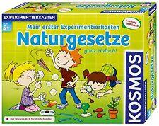 Mein Erster Experimentierkasten Naturgesetze Forschen Kinder Lernen Spiel Spass