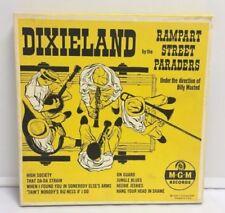 Jazz Very Good (VG) Grading 45 RPM Speed Vinyl Records