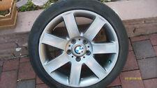 Alufelgen mit Winterreifen BMW E39