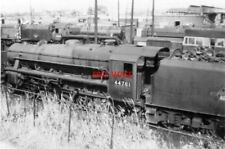 PHOTO  BLACK 5S' 44781 AND 44871 TOGETHER.  CARNFORTH MPD 7/68  I NOTICED THAT O