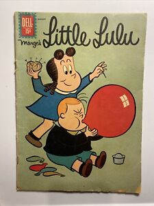 Marge's Little Lulu #161 (Dec 1961-Jan 1962, Dell)