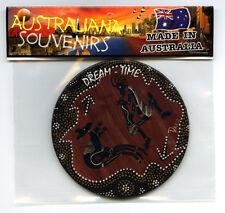 Dream-time 003 , Australiana Painting, Image, Fridge Magnet, Souvenir.
