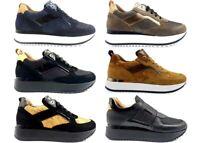 Chaussures Féminin Alviero Martini 1 Classe Geo Sneakers Sportif Compensées Plus