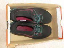 NIKE FREE 3.0 FLYKNIT GYAKUSOU MENS SZ 8.5 BLACK/PRO GREEN-TEAM RED