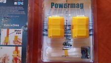 LOT de 2 anticalcaire magnétique- anti tartre puissants 6200 gauss x 2