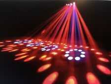 American Dj Quad Gem Dmx Led Powered Effect Light (discontinued, good condition)
