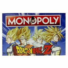 Hasbro 3683. Juego de mesa Monopoly Dragon Ball Z. De 2 a 6 jugadores.