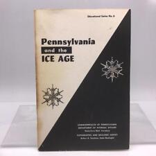 Vintage Pennsylvania & The Glace Âge Pédagogique Séries Livret 1962