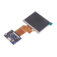 """2-CH Video Input 3.5"""" TFT LCD Monitor Module for Security Monitoring NTSC / PAL"""