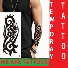 Temporary Tattoo tribal Body Art Fake tattoo Waterproof XQB-256