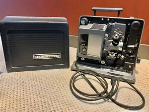 Bell & Howell Model 535 16mm Sound Film Projector - Tested & Works Great!