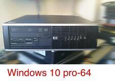 HP 6300 Pro SFF PC Intel i3 3rd Gen Win 10 Pro64500gb HDD (6300/13-14)