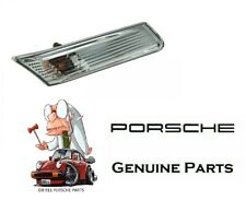Genuine Porsche 997 Carrera Side Marker Light CLEAR Euro Front right 99763103402