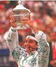Tennis Signed Photos S Certified Original Sports Autographs