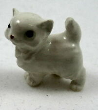Hagen Renaker miniature made in America Persian kitten