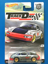 2016 Hot Wheels Car Culture TRACK DAY 1989 PORSCHE 964 RACING COUPE mint card!