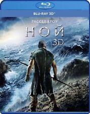 Noah 3D (Blu-ray 3D,2014, )  RegionFREE