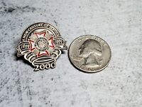 VFW Veterans of Foreign Wars United States 2000 Century of Service Pin