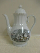 VTG*AVON CROWN BAVARIA QUALITY PORCELAIN COFFEE POT #4015- MADE IN GERMANY