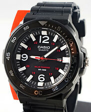 Casio MRW-S310H-1BV Mens Tough Solar Divers Watch 100M WR New Resin Analog