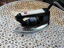 Ferro da stiro elettrico vintage marcato Caroni