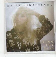 (FL976) White Hinterland, Ring The Bell - 2014 DJ CD