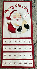 Pottery Barn Kids Merry Christmas Advent Calendar NEW