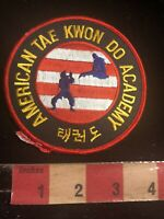 Martial Arts Patch AMERICAN TAE KWON DO ACADEMY 01RN