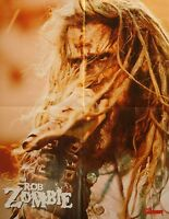 ⭐⭐⭐⭐  IN EXTREMO   ⭐⭐⭐⭐ Rob Zombie ⭐⭐⭐⭐ 1 Poster / Plakat  ⭐⭐⭐⭐ 45 x 58 cm ⭐⭐⭐⭐