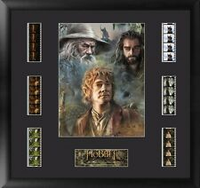 Film Cell Genuine 35mm Framed & Matted THE HOBBIT: AN UNEXPECTED JOURNEY 5960