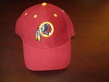 WASHINTON REDSKINS    NFL COTTON SPORT  GOLF POLO  DEADSTOCK HAT CAP  STRAPBACK