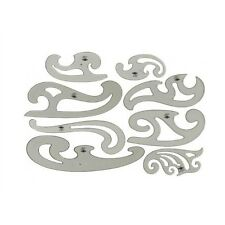 French Curve Set Of 8 Fc-8