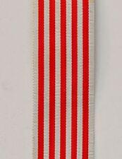 Ruban de la médaille commémorative 14-18, 14 cm,  tissage ancien