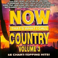 Now Country Volume 3, Various Artists, Rascal Flatts, , Good CD