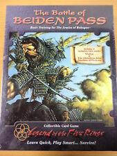 Legend of the Five Rings,The Battle Of Beiden Pass,Ed.AEG 1996 (INGLES)