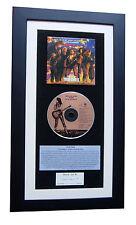 BON JOVI Blaze Of Glory CLASSIC CD Album TOP QUALITY FRAMED+EXPRESS GLOBAL SHIP