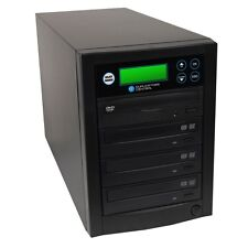 1 to 3 Target DVD CD Multiple Discs Copy Duplicator System Unit with 24x Burners