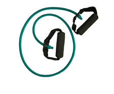 Light Resistance Exercise Band Tube Pilates Cord Stretch Tubing Yoga 6030L GREEN
