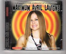 (HQ431) Maximum Avril Lavigne, The Unauthorised Biography of - 2003 CD