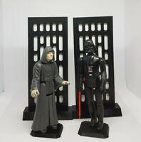 10 X Protech Claro moderno Figura De Ação Star Wars Expositores Novo